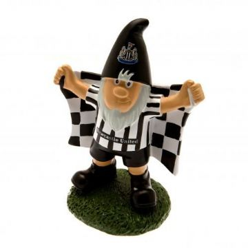 Newcastle United Garden Gnome